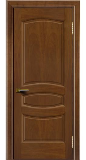 Дверь ЛайнДор Алина 2 американский орех 23 глухая