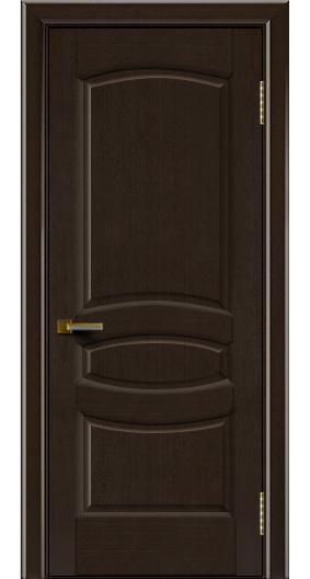 Дверь ЛайнДор Алина 2 венге 12 глухая