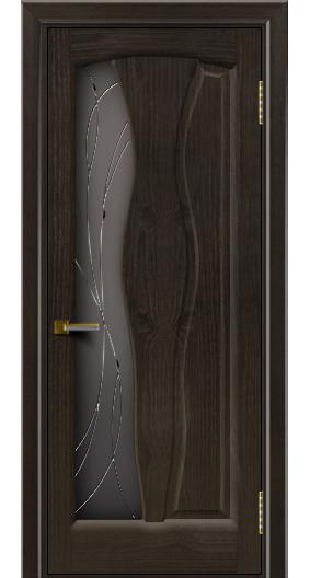 Дверь ЛайнДор Анжелика 2 тон 31 стекло Анжелика