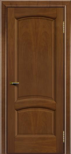 Двери ЛайнДор Анталия 2 американский орех тон 23 глухая