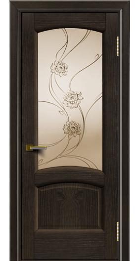 Дверь ЛайнДор Анталия 2 тон 31 стекло Астра