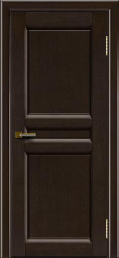 Дверь ЛайнДор Кристина 2 американский венге 12 глухая