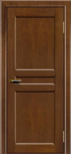 Дверь ЛайнДор Кристина 2 американский орех 23 глухая