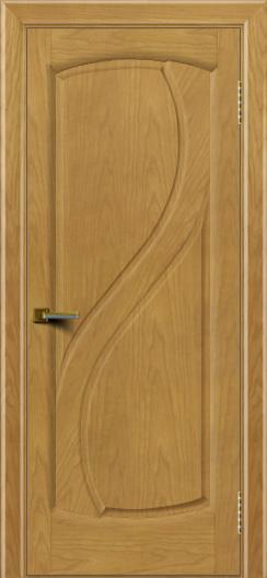 Дверь ЛайнДор Новый стиль ясень 24 глухая