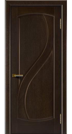 Двери Лайндор модель Новый стиль венге 12 глухая