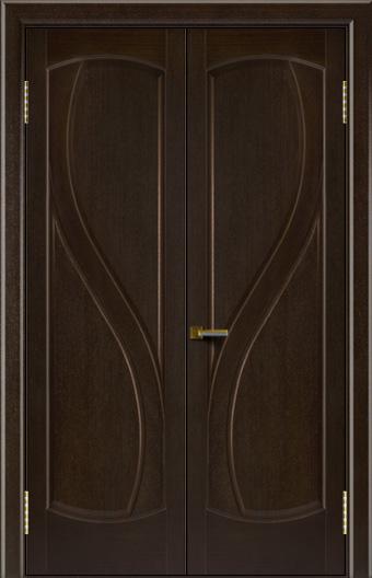 Двери Лайндор модель Новый стиль венге 12 двойная глухая