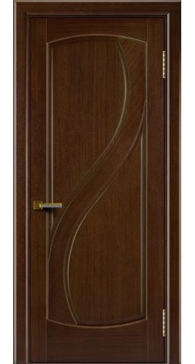 Двери Лайндор модель Новый стиль орех 2 глухая