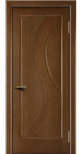 Двери Лайндор модель Прага дуб 5 глухая