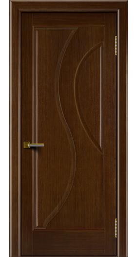 Двери Лайндор модель Прага орех 2 глухая