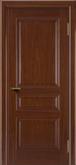 Двери ЛайнДор Калина вишня тон 6 глухая