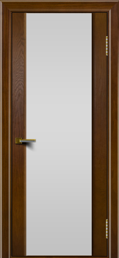 Двери ЛайнДор Камелия тон 30 стекло Белое