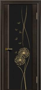 Двери ЛайнДор Камелия тон 31 стекло Одуванчик