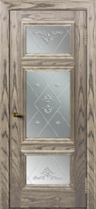 Двери ЛайнДор Афина тон 39 стекло Прима
