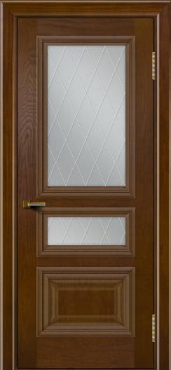 Двери ЛайнДор Агата тон 30 стекло Лондон