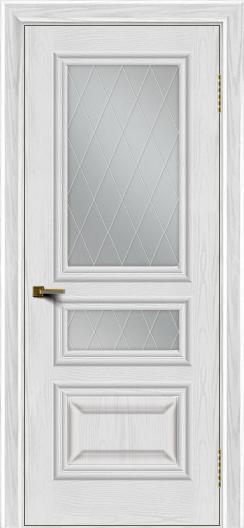 Двери ЛайнДор Агата тон 38 стекло Лондон
