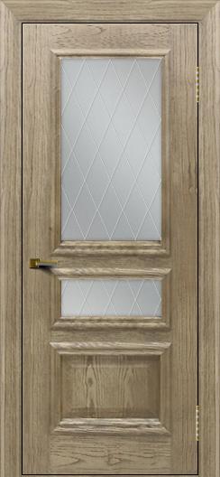 Двери ЛайнДор Агата тон 41 стекло Лондон