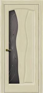 Двери ЛайнДор Анжелика 2 тон 34 стекло Анжелика
