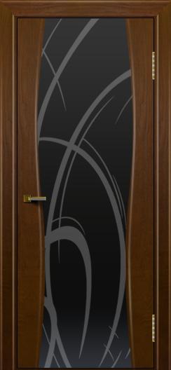 Двери ЛайнДор Арабика тон 30 стекло Арабика