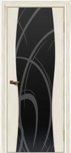 Двери ЛайнДор Арабика тон 36 стекло Арабика