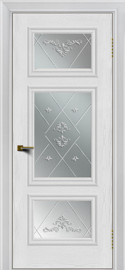 Двери ЛайнДор Афина тон 38 стекло Прима