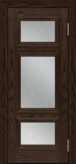 Двери ЛайнДор Афина тон 39 стекло Лондон