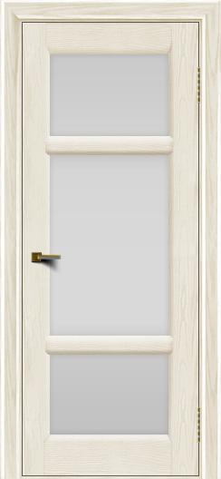 Двери ЛайнДор Афина 2 тон 36 стекло белое полное