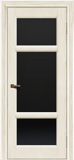 Двери ЛайнДор Афина 2 тон 36 стекло черное полное