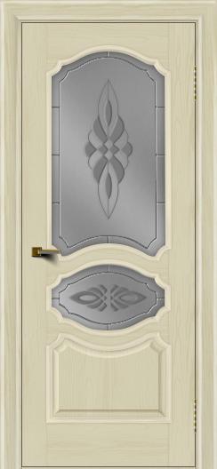 Двери ЛайнДор Богема тон 34 стекло Византия