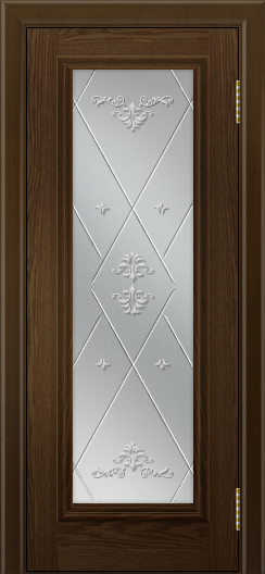 Двери ЛайнДор Валенсия тон 35 стекло Прима