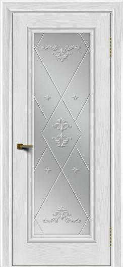 Двери ЛайнДор Валенсия тон 38 стекло Прима