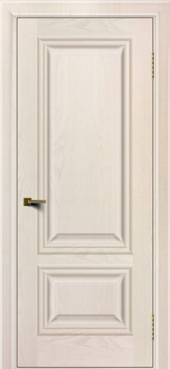 Двери ЛайнДор Виолетта жемчуг тон 27 глухая