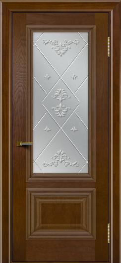 Двери ЛайнДор Виолетта тон 30 стекло Прима