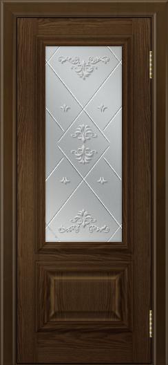 Двери ЛайнДор Виолетта тон 35 стекло Прима