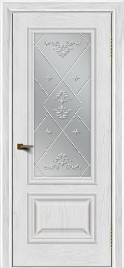 Двери ЛайнДор Виолетта тон 38 стекло Прима