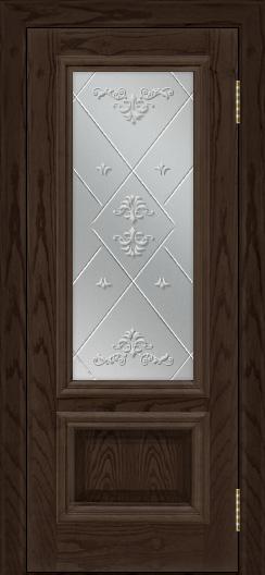 Двери ЛайнДор Виолетта тон 39 стекло Прима