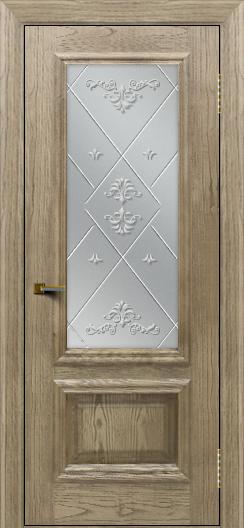 Двери ЛайнДор Виолетта тон 41 стекло Прима