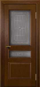 Двери ЛайнДор Калина тон 30 стекло Калина