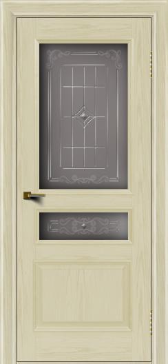 Двери ЛайнДор Калина тон 34 стекло Калина