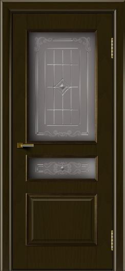Двери ЛайнДор Калина тон 35 стекло Калина