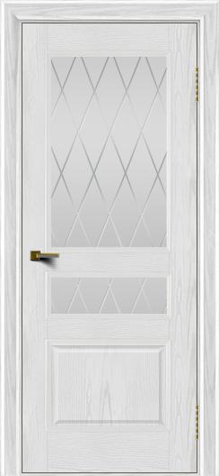 Двери ЛайнДор Калина тон 38 стекло Лондон
