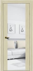 Двери ЛайнДор Камелия К тон 34 стекло Зеркало