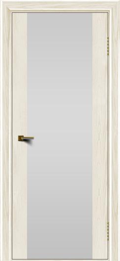 Двери ЛайнДор Камелия К тон 36 стекло Белое