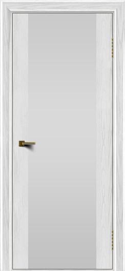Двери ЛайнДор Камелия К тон 38 стекло Белое