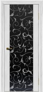 Двери ЛайнДор Камелия К тон 38 стекло Кружева