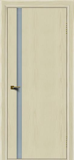 Двери ЛайнДор Камелия К1 тон 34 стекло Белое