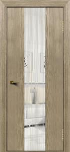 Двери ЛайнДор Камелия К4 тон 41 стекло Водопад