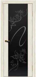Двери ЛайнДор Камелия тон 36 стекло Камелия