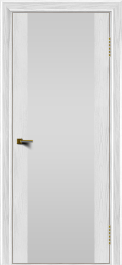 Двери ЛайнДор Камелия тон 38 стекло Белое
