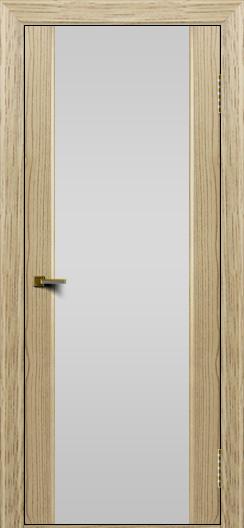 Двери ЛайнДор Камелия тон 40 стекло Белое