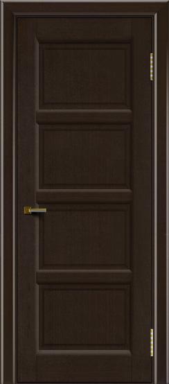 Двери ЛайнДор Классика 2 венге тон 12 глухая